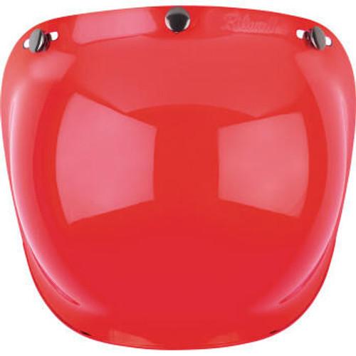 Biltwell - Anti Fog Bubble Shield - Red