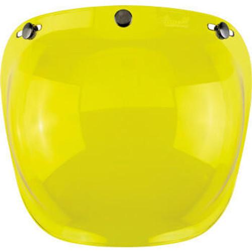 Biltwell - Anti Fog Bubble Shield - Yellow