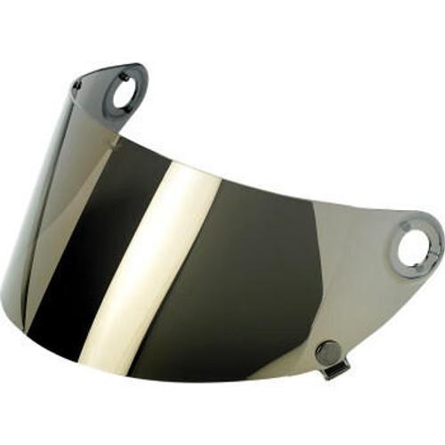 Biltwell - Gringo S Gen 2 Helmet Shield - Gold Mirror