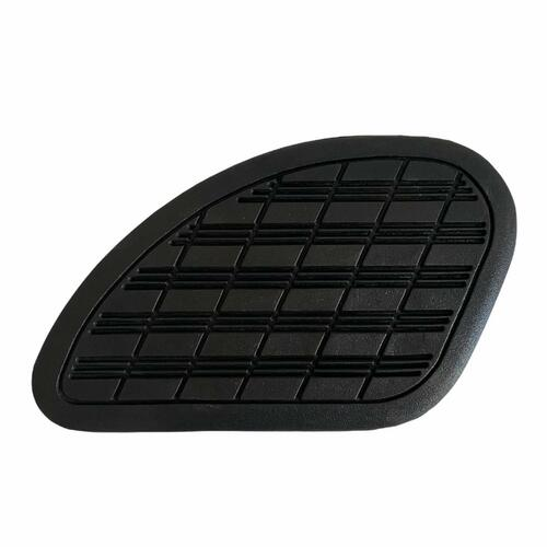 Universal Cycle Motorcycle Gas Tank Rubber Knee Pad - Large