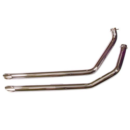 Mid USA Shovelhead Drag Pipe Exhaust 1971-1984