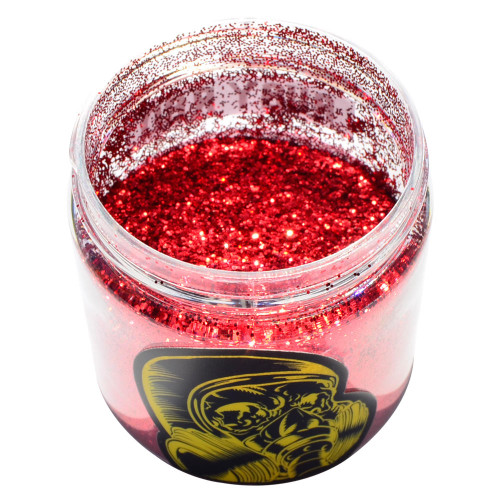 Paint Huffer Paint Huffer Metal Flake - Ruby Red