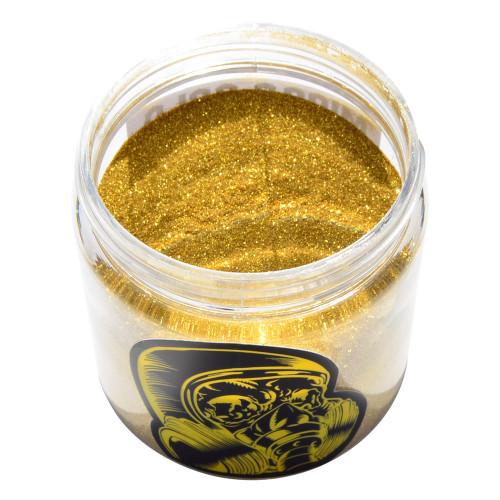 Paint Huffer Paint Huffer Metal Flake - Micro Gold