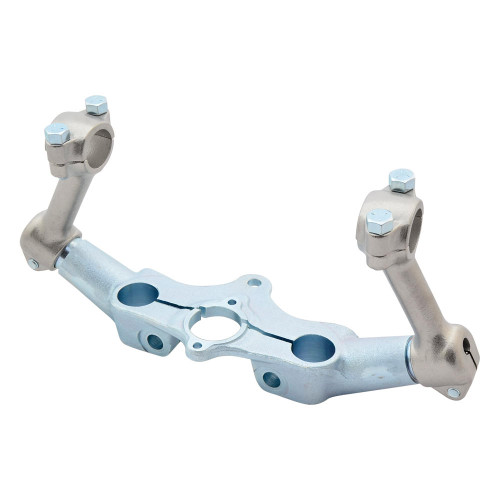Universal Cycle Stellings and Hellings Offset Springer Top Clamp and Angled Risers
