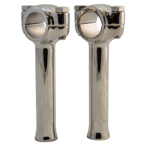 Throttle Addiction Flanders Style Motorcycle Risers - 4