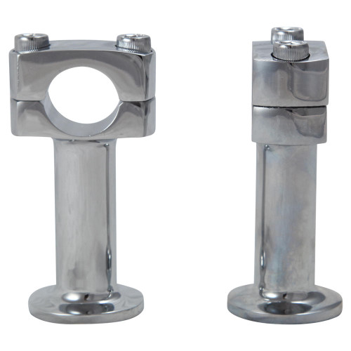 Universal Cycle Chrome Post Risers - 3