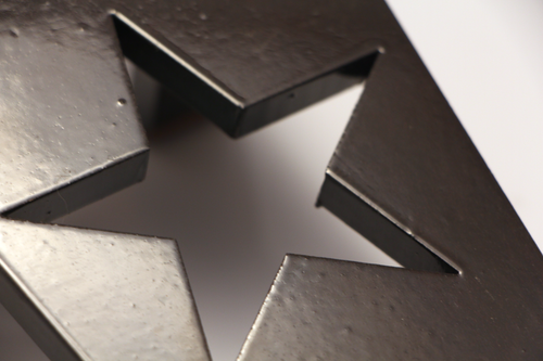Icon Series: The Five Point Star