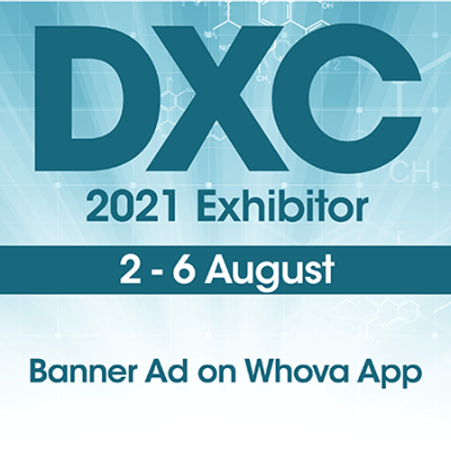 Exhibitor Add-On to 2021 DXC -  Banner Ad on Whova App