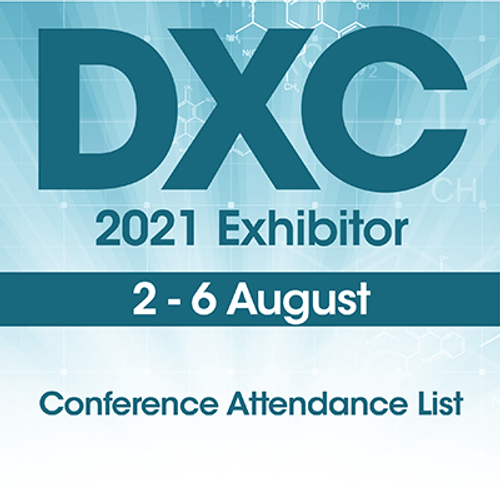 Exhibitor Add-On to 2021 DXC - Conference Attendee List
