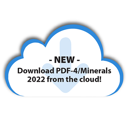 PDF-4/Minerals 2022 - Renewal from 2021 to 2022 - Academic Price (Cloud Download)