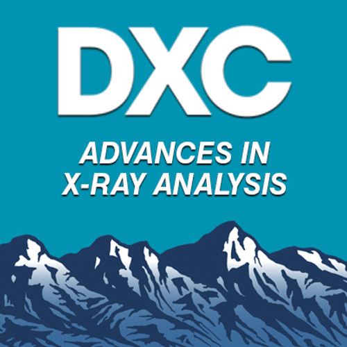 Advances in X-ray Analysis CD-ROM - Proceedings of the Denver X-ray Conference - Volume 40 through 63