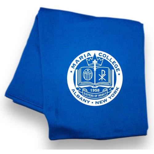 Sweat Shirt Blanket - Seal Royal Blue