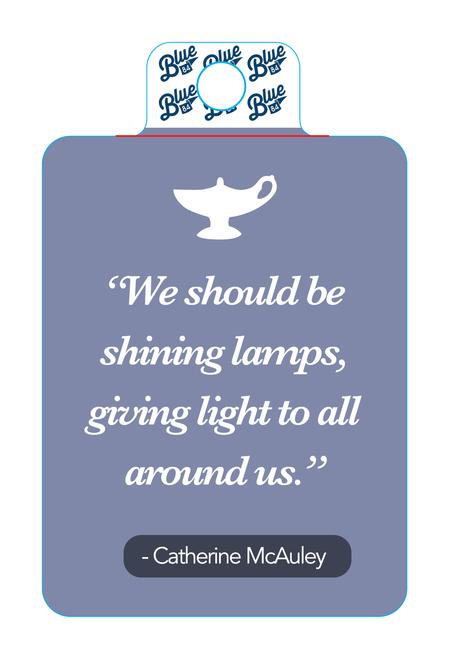 Lamp Quote