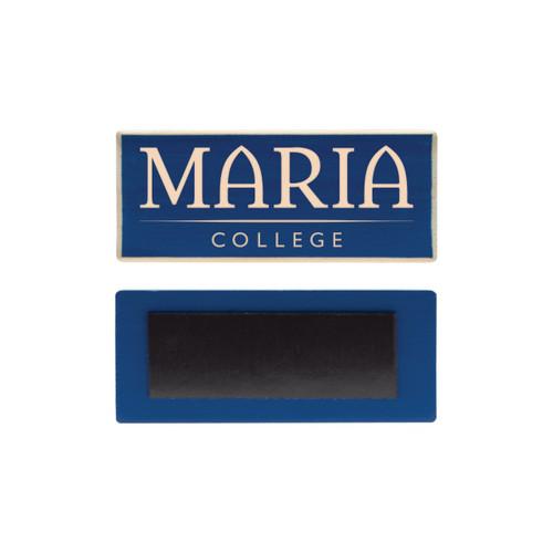 Wood Plaque Magnet