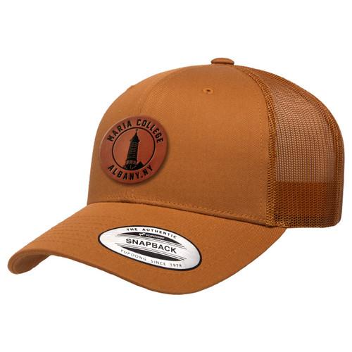 Elevated Trucker Hat Carmel