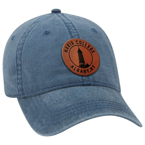 Vintage Washed Dad Hat Navy
