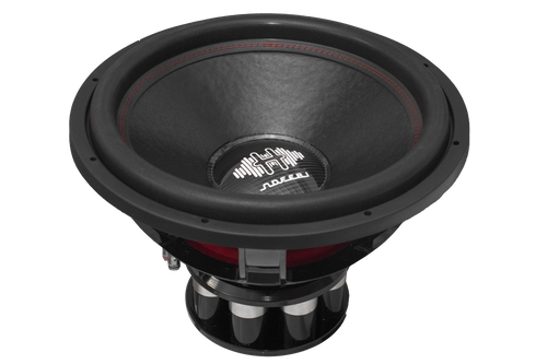 HUTCHINSON CAR AUDIO | 2000W RMS | SUBWOOFER -  NDFEB1-18 - D1