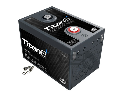 XS Power TITAN8 PWR-S6 |14V Lithium Battery  (Burst Discharge)