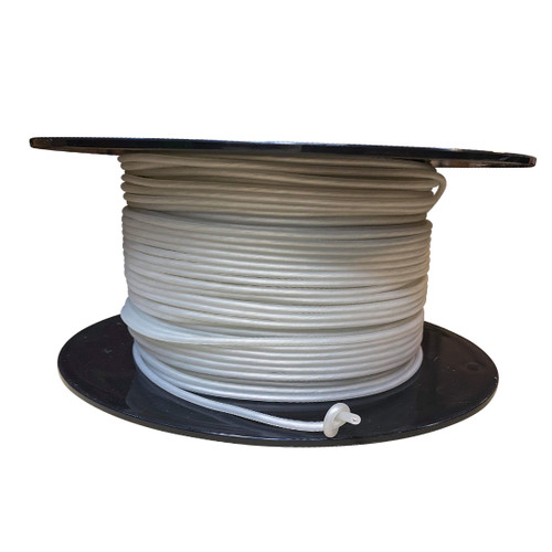 D4S White Primary Wire 16 ga - By the Foot