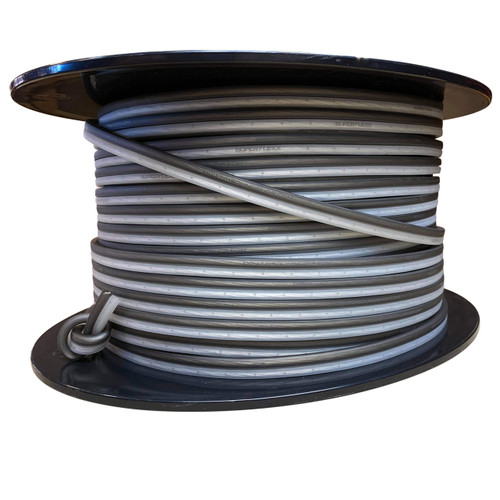 Down4Sound 250ft 14G OFC Speaker Wire ( Black & Clear )