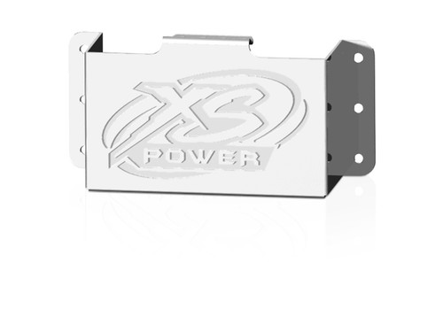 375 Stamped Aluminum Side Mount Box with no Window