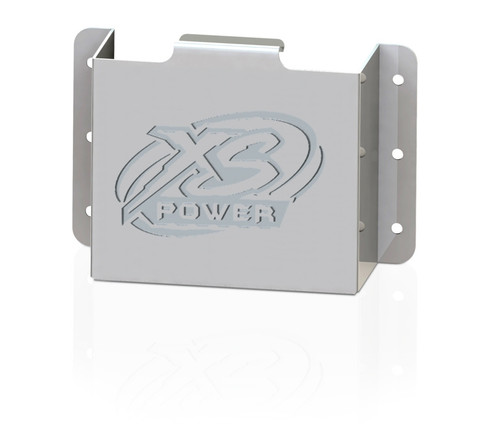 545 Stamped Aluminum Side Mount Box with no Window