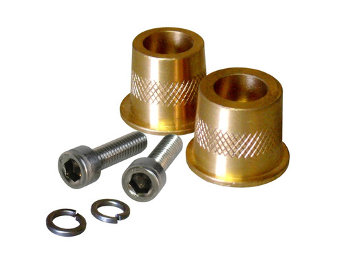 Short Brass Post Adaptors M6