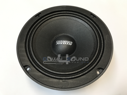 "SXMP-6.5"" 4/8 ohm (Ferrite PA Speakers)"