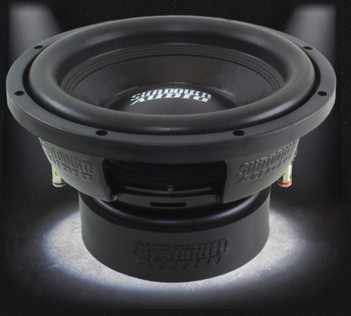 "SUNDOWN AUDIO E Series v.3 10"" (500-watts)-DVC-4OHM"
