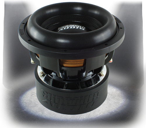 "SUNDOWN AUDIO  X Series v.2 10"" (1500-watts) -DVC-2OHM"