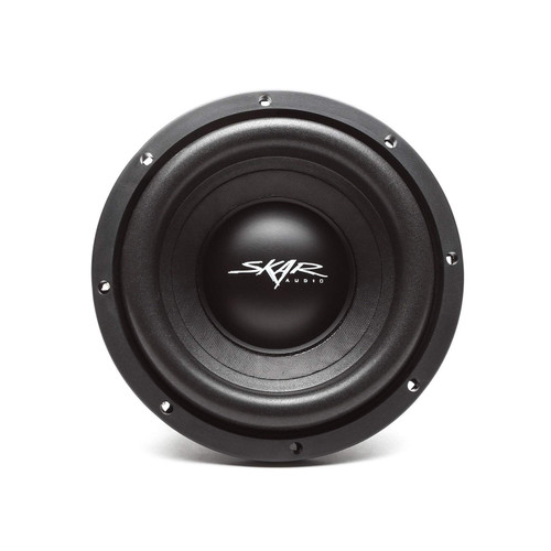 "Skar Audio SDR-8 | 8"" 700 Watt Max Power Car Subwoofer (D2 OHM)"