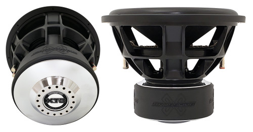 CROSSFIRE CAR AUDIO  XT3-12-D-7 ( 3000W RMS )