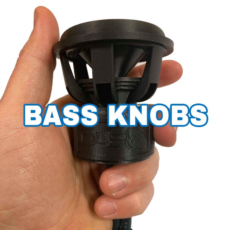 Down4Sound Bass Knobs