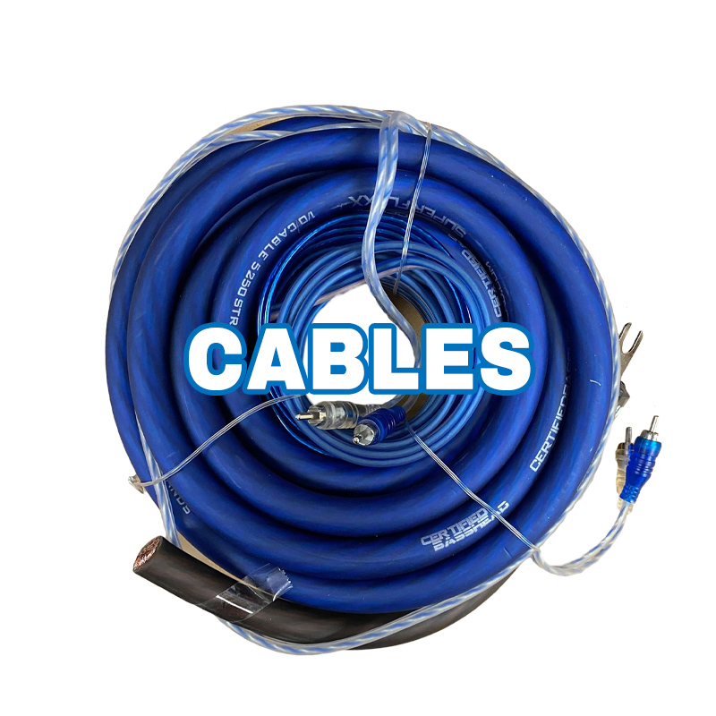 Car Audio Cabling