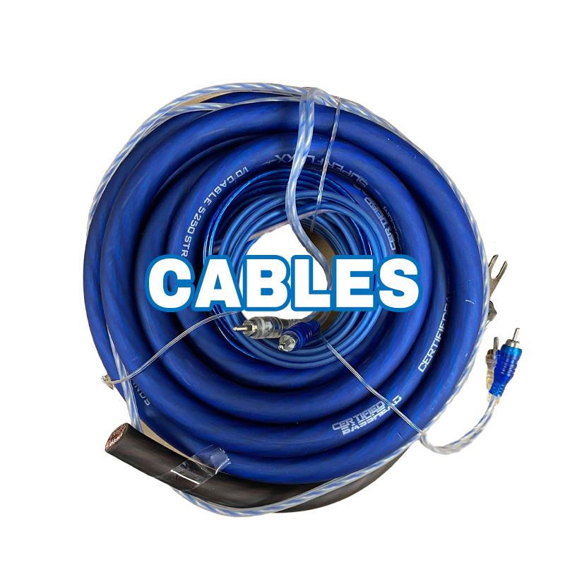 Car Audio Cabling