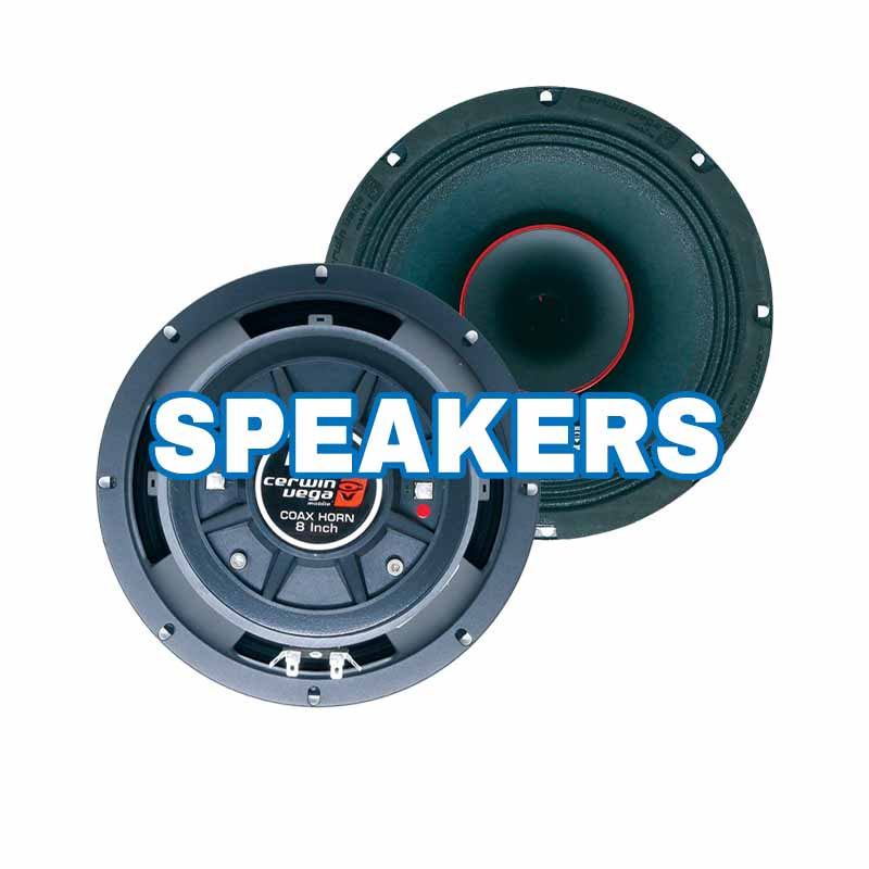Car Audio Speakers