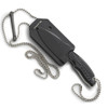 CRKT Civet Drop Point Blade Knife, Designed by Flavio Ikoma