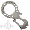 Brous Blades Multi-Tool, D2 Steel, Grey Finish