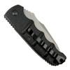 Boker Kalashnikov Recurve Tanto Auto Knife, AUS-8 Bead Blast Blade