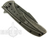 TacForce LinerLock Flipper Assist Knife, Black Stonewash Blade