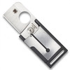 Spyderco C193PBK Lightweight Squarehead Folder Knife, CTS-BD1 Satin Blade