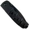 Boker Kalashnikov Auto Knife, AUS-8 Black Blade REAR VIEW