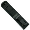 Bear OPS CQC-100-B4-T Combat Knife, Black Modified Clip Blade, Black G10 Handle Closed view
