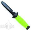 Schrade WR3 Water Rat Dive Knife, Combo Edge Blunt Tip Blade