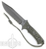 Chris Reeve Knives Pacific Fixed Blade Knife
