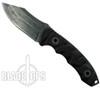 Schrade F24 Fixed Blade Knife, Stonewash, G10 Handle
