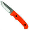 Bear & Son Blaze Orange Drop Point Pro Skinner Knife