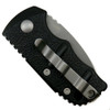 Back view of the Boker Sub Kalashnikov with Bead Blast Blade.