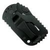 Boker Plus Rescom Tactical Rescue Knife, Black, 01BO583 Clip View