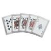 Royal Flush JL-SS5B 5-Piece Throwing Card Set, Spades